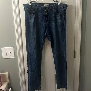 Uniqlo skinny stretch denim jeans 32